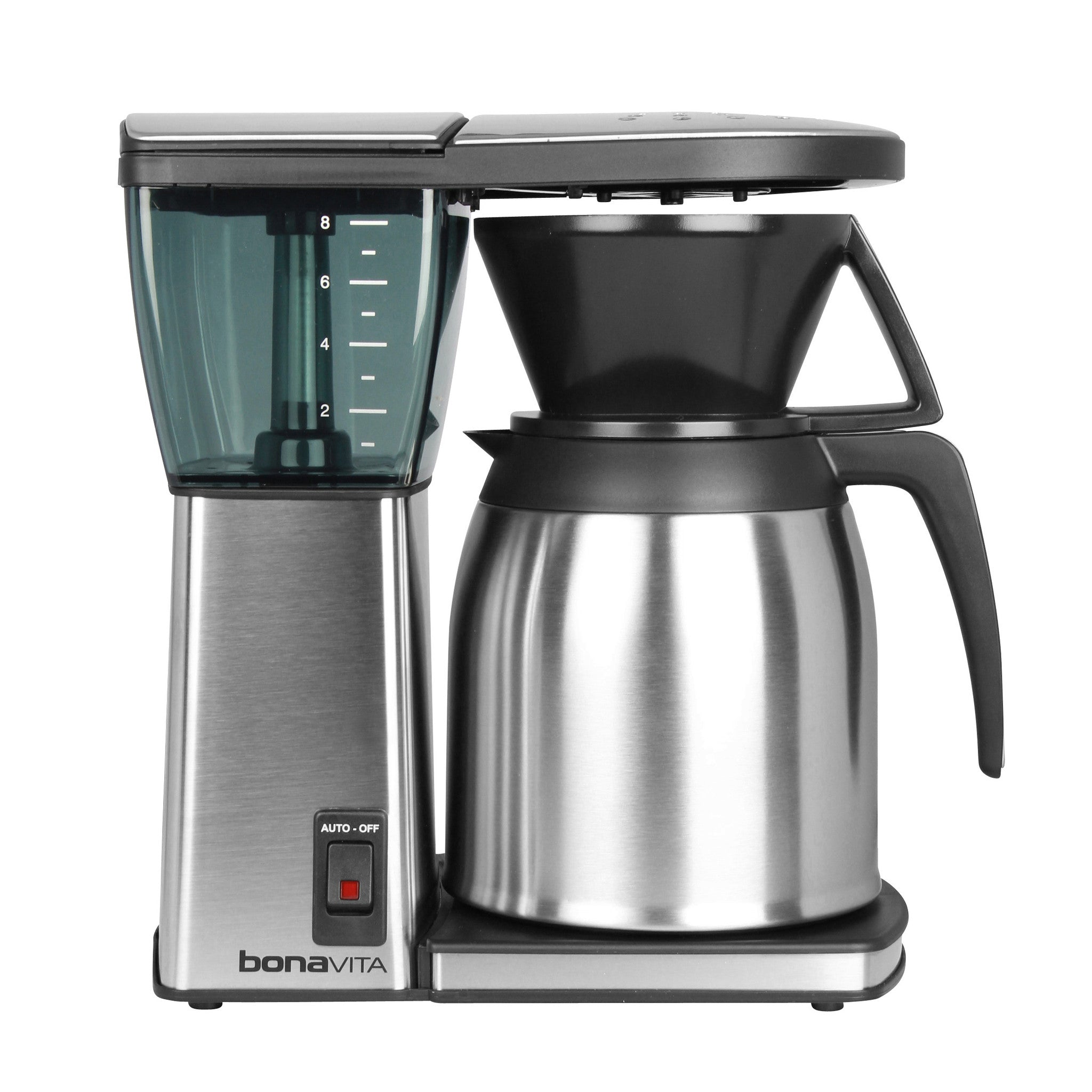 af27d22fc744 Bonavita Eight (8) Cup Coffee Brewer with Thermal Carafe