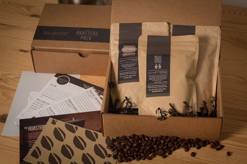 The Beanstock Bundle (The Roasters Pack + A Beanstock Ticket)!