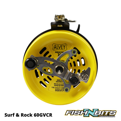 Alvey - Surf & Rock 60GVCR