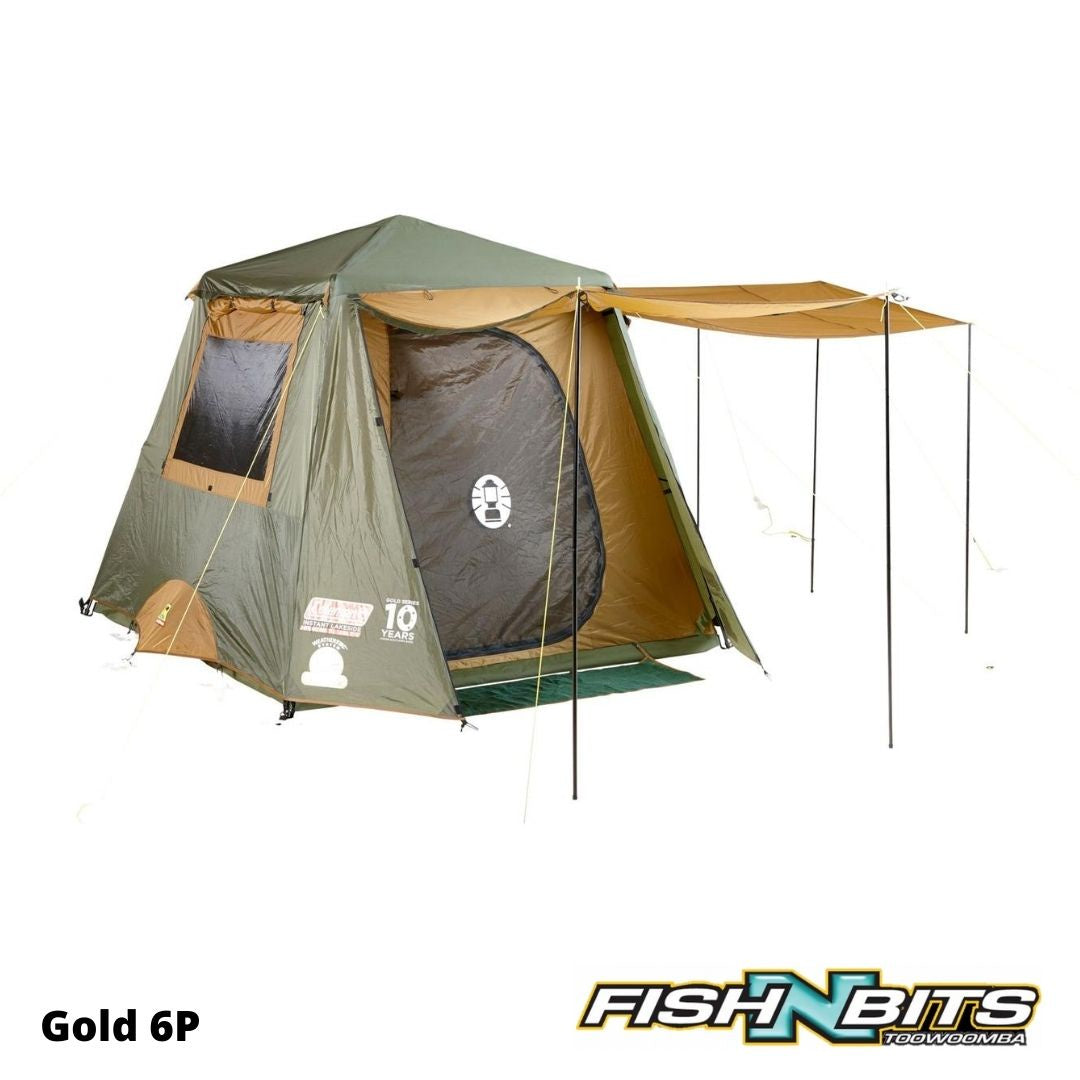 Coleman - Tent Instant Up - Gold Series 6P
