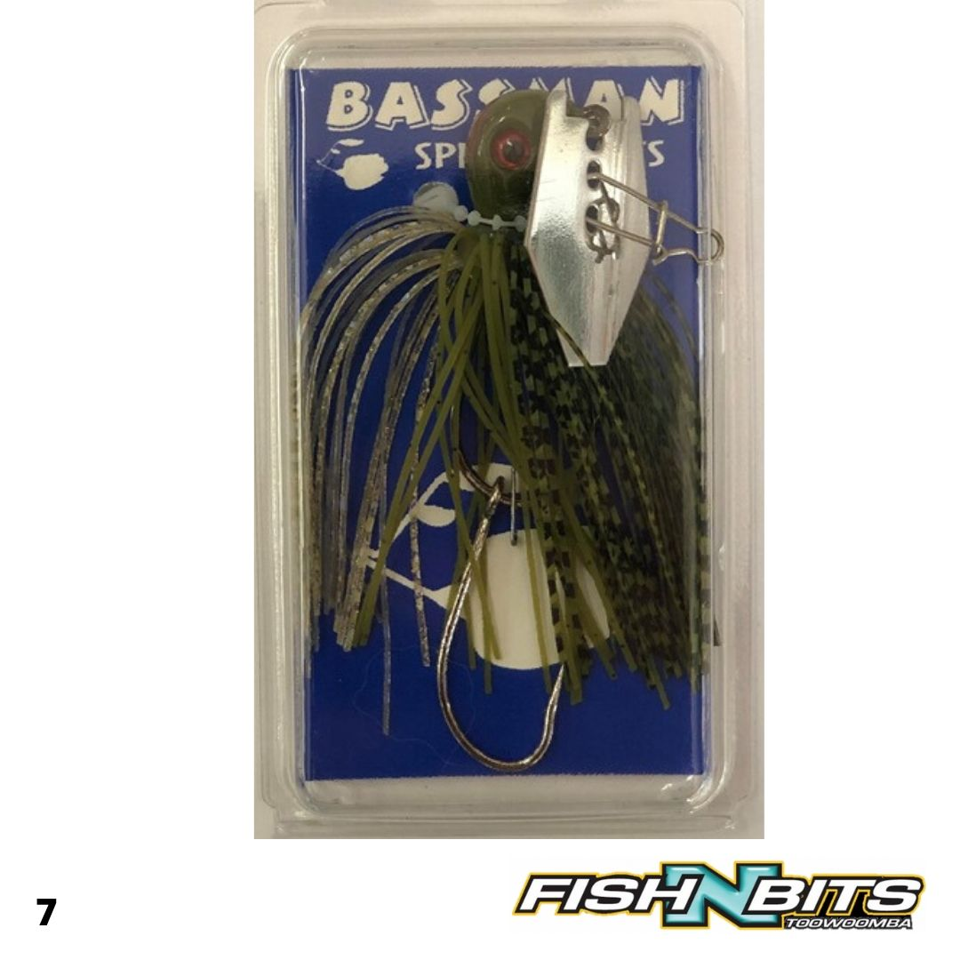 Bassman - Mumbler Jaw Knocker 3/8