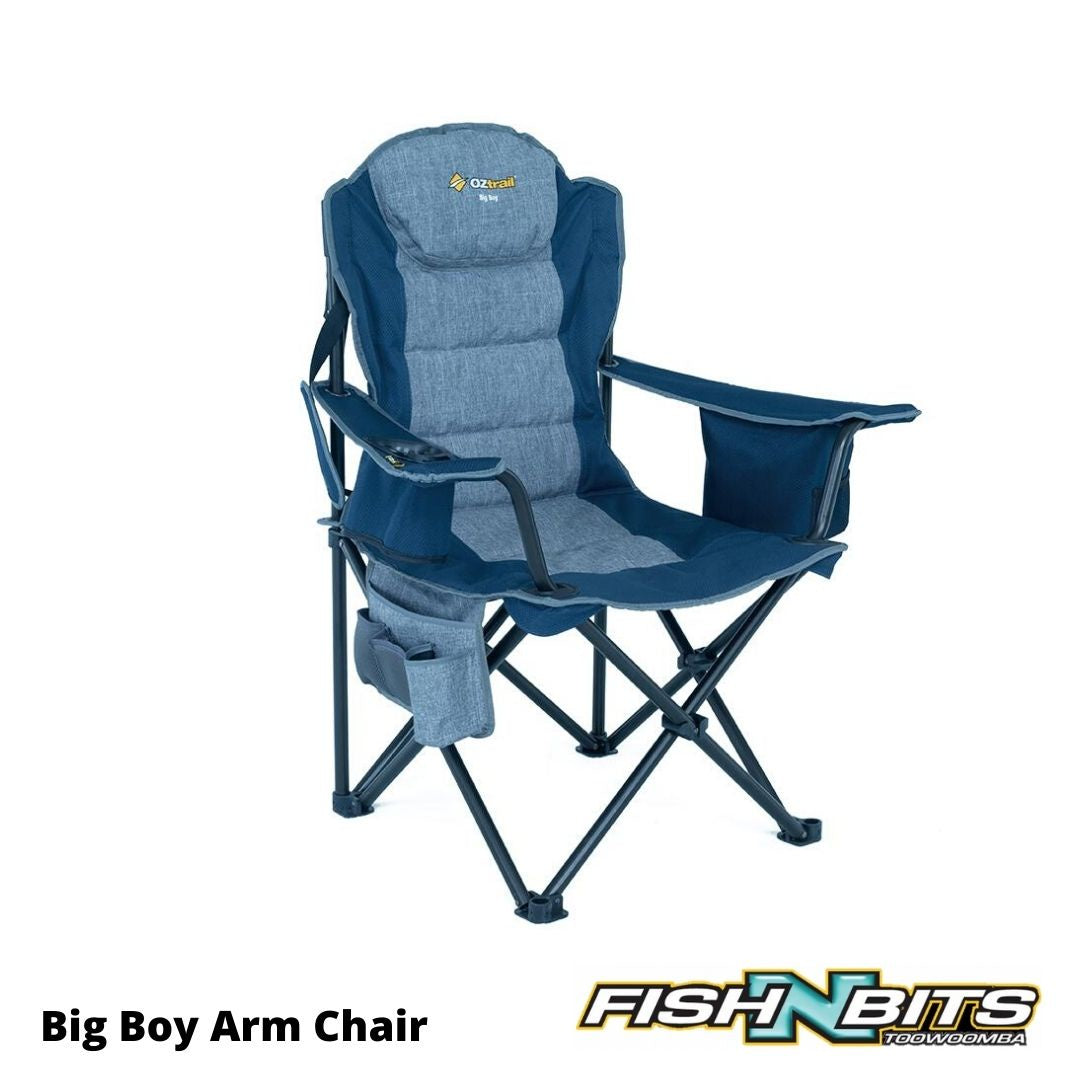 OZtrail - Big Boy Arm Chair