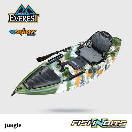 Everest Kayak - Sharky