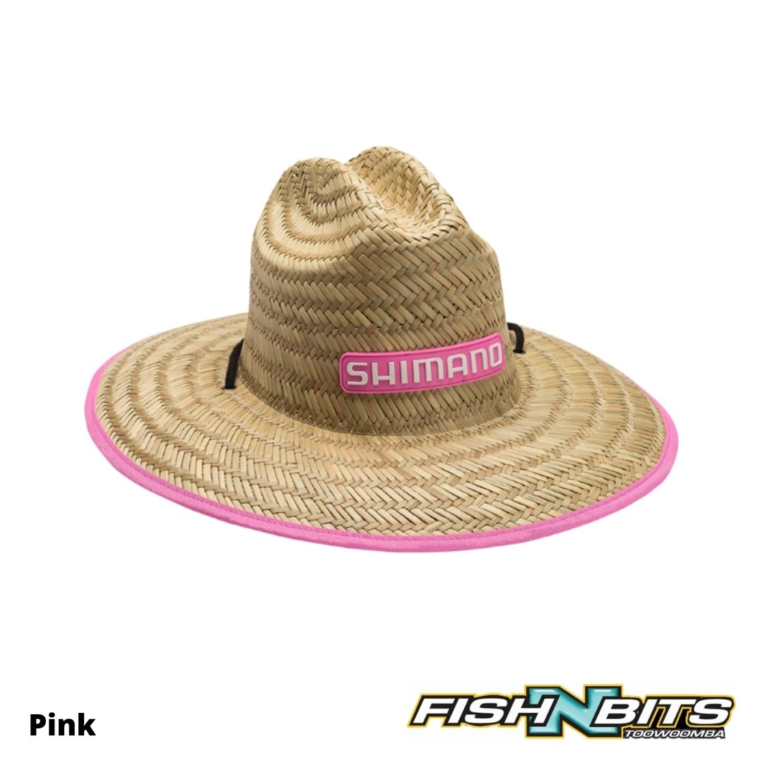 Shimano - Kids Straw Hat