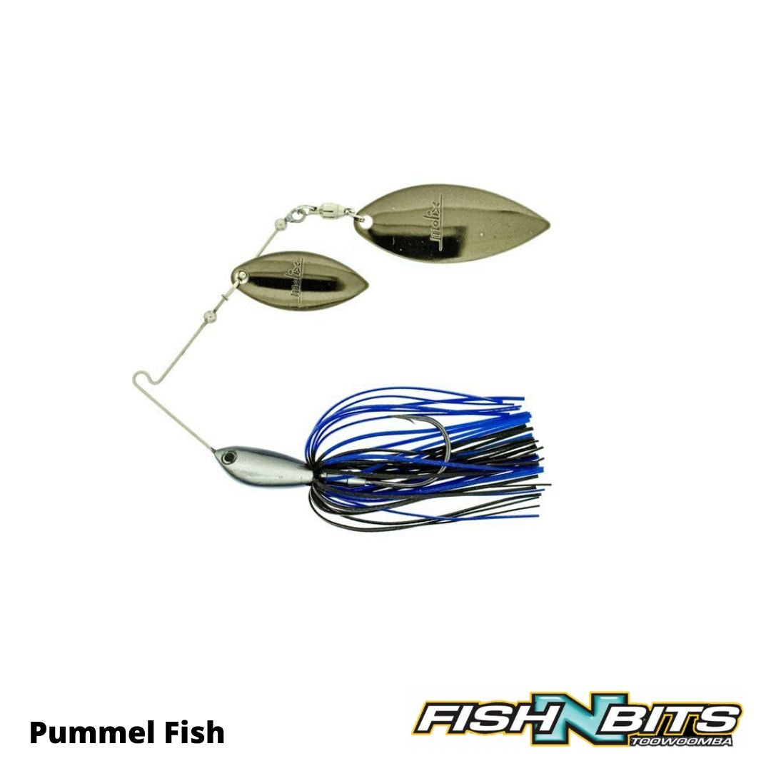 Molix  - Waterslash Spinnerbait Double Willow