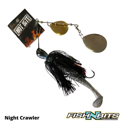 Hot Bite - Spinnerbait 1oz