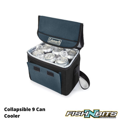 Coleman - Collapsible 9 Can Cooler