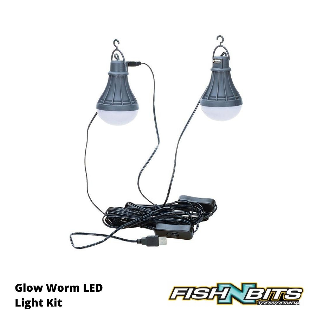 Oztrail - Glow Worm LED Light Kit