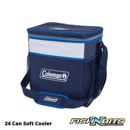 Coleman - 24 Can Soft Cooler