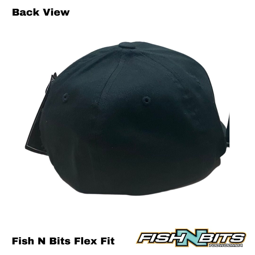 Fish N Bits - Flexfit Cap