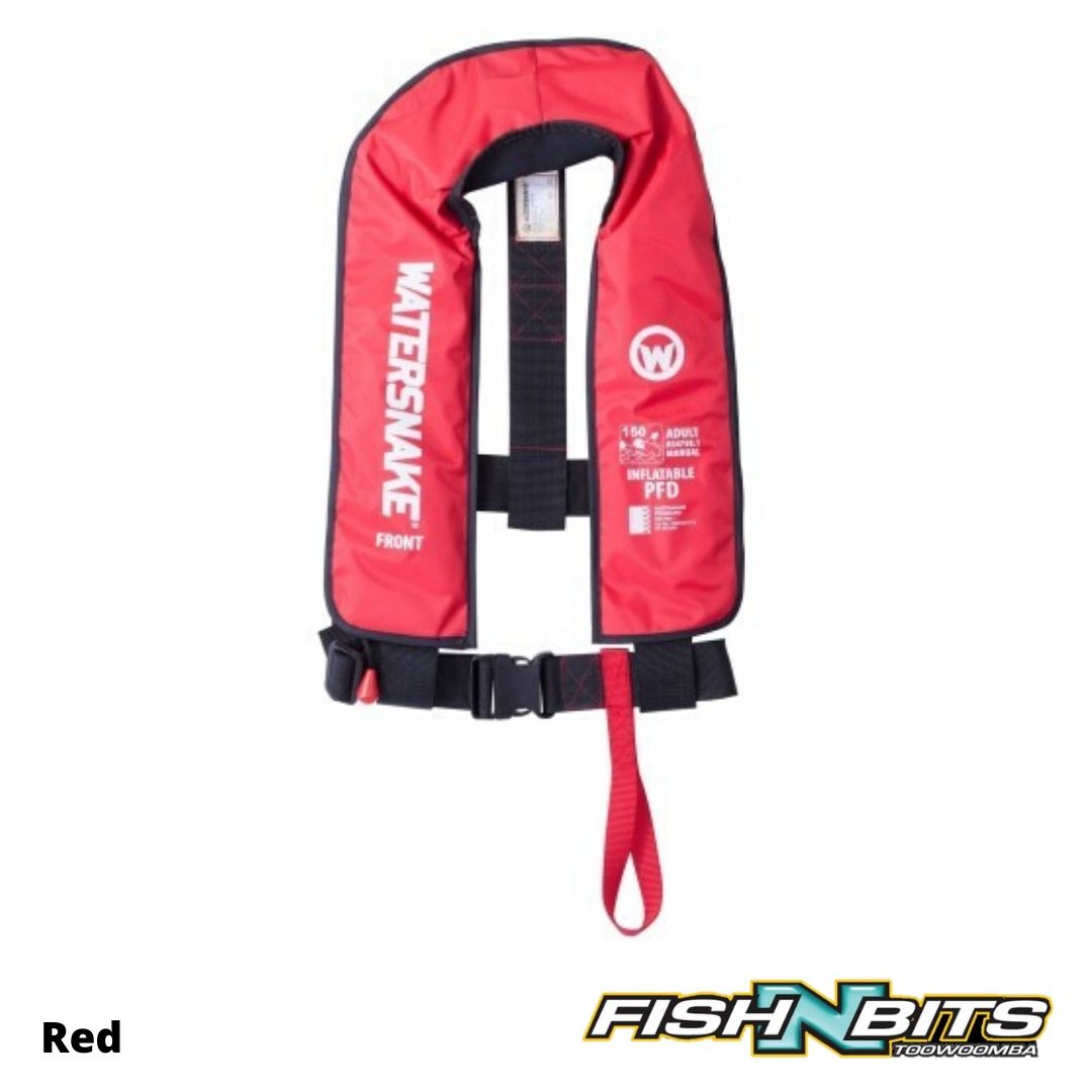 Watersnake - Inflatable Life Jacket PFD