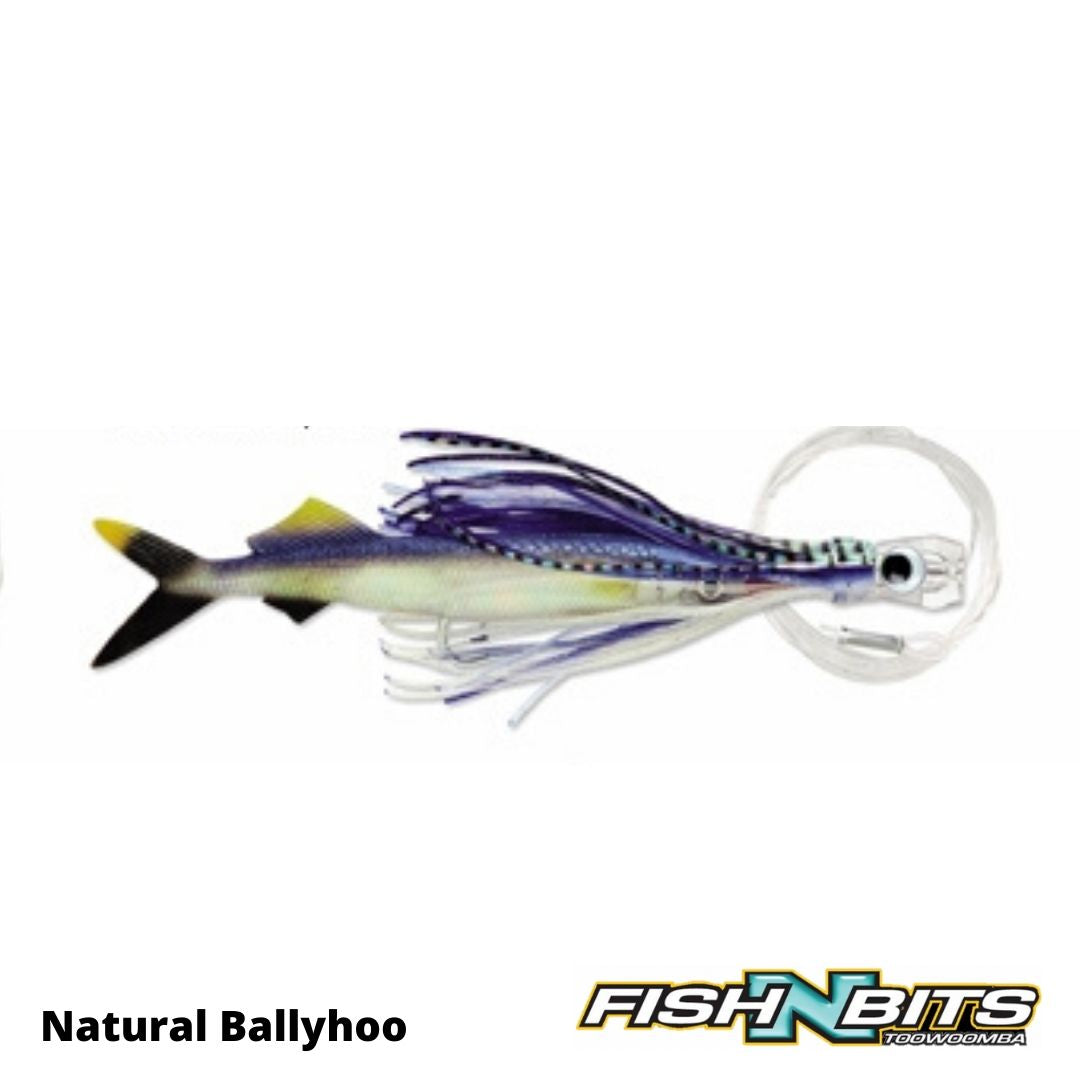 Williamson - Swimming Ballyhoo Combo (rigged) 14cm