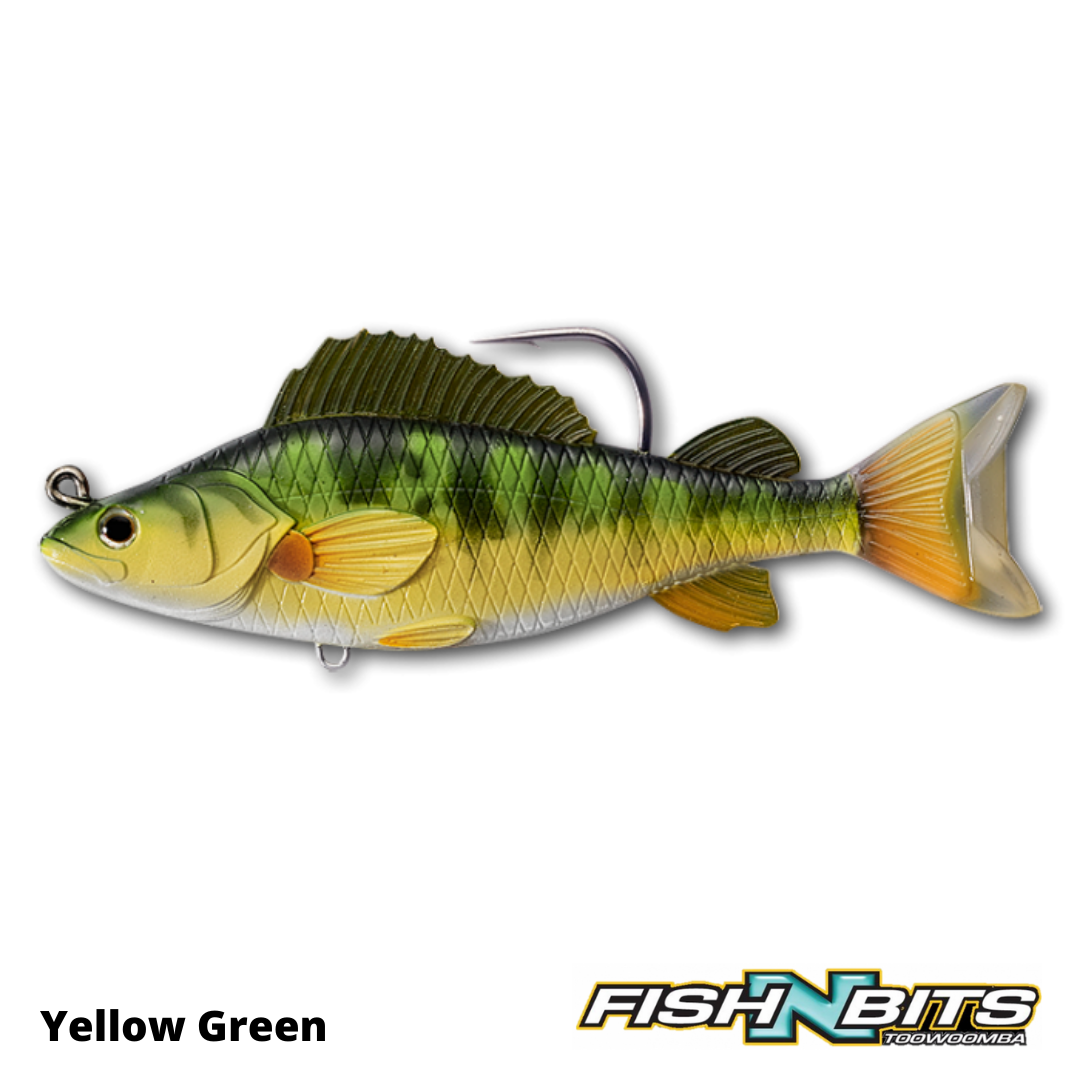 Live Target - Perch Swimbait 5.5inch