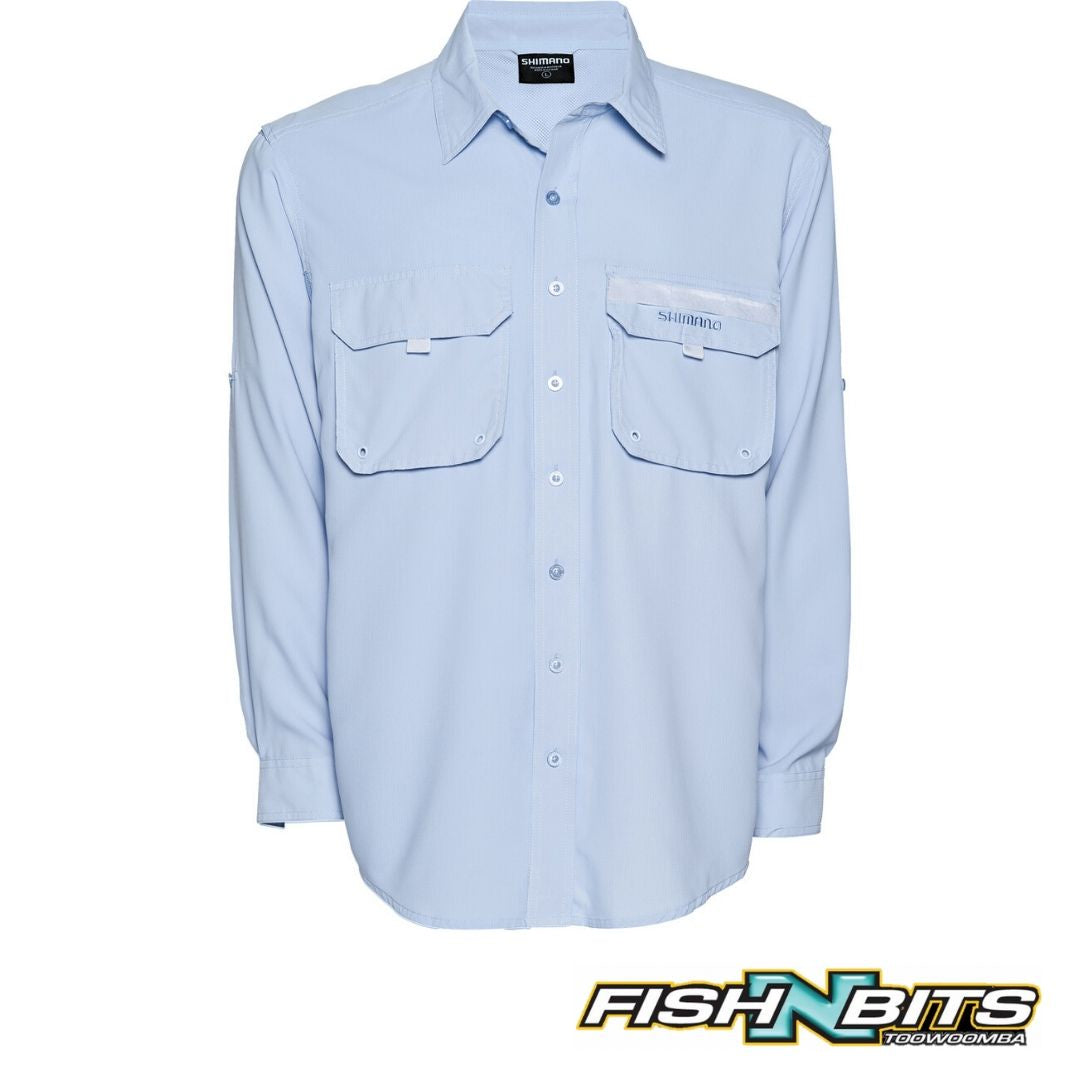 Shimano - Long Sleeve Vented Shirt
