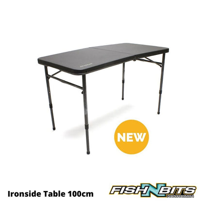 OZtrail - Ironside Table 100cm