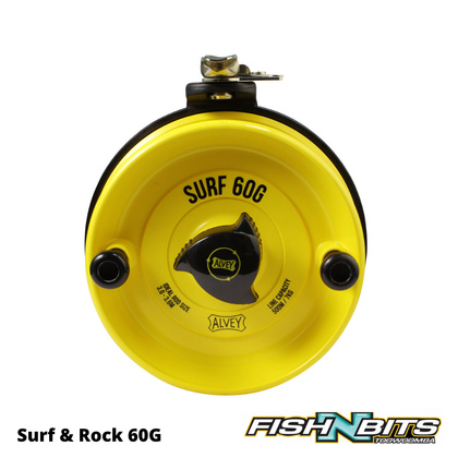Alvey - Surf & Rock 60G