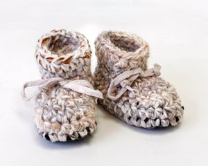 Baby/Toddler Slippers - Ankle