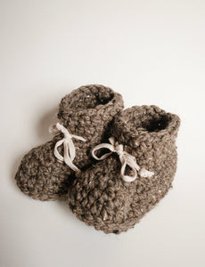 Child Slippers - Ankle