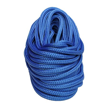 "All Gear Double Braid Blue Bull - 1/2"" x 150'"