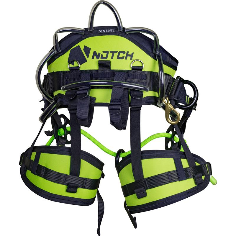 "Notch Sentinel Saddle - Size 2 (36""-44"" waist)"