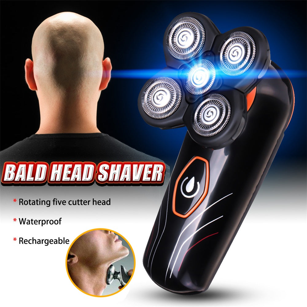 ShaveX™ Electric Waterproof Face & Bald Men Shaved Head Shaver Razor