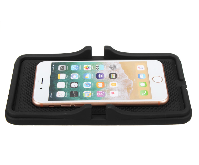 Diyifa™ Wireless Car Phone Charger Non-Slip Pad Stand for iPhone & Samsung