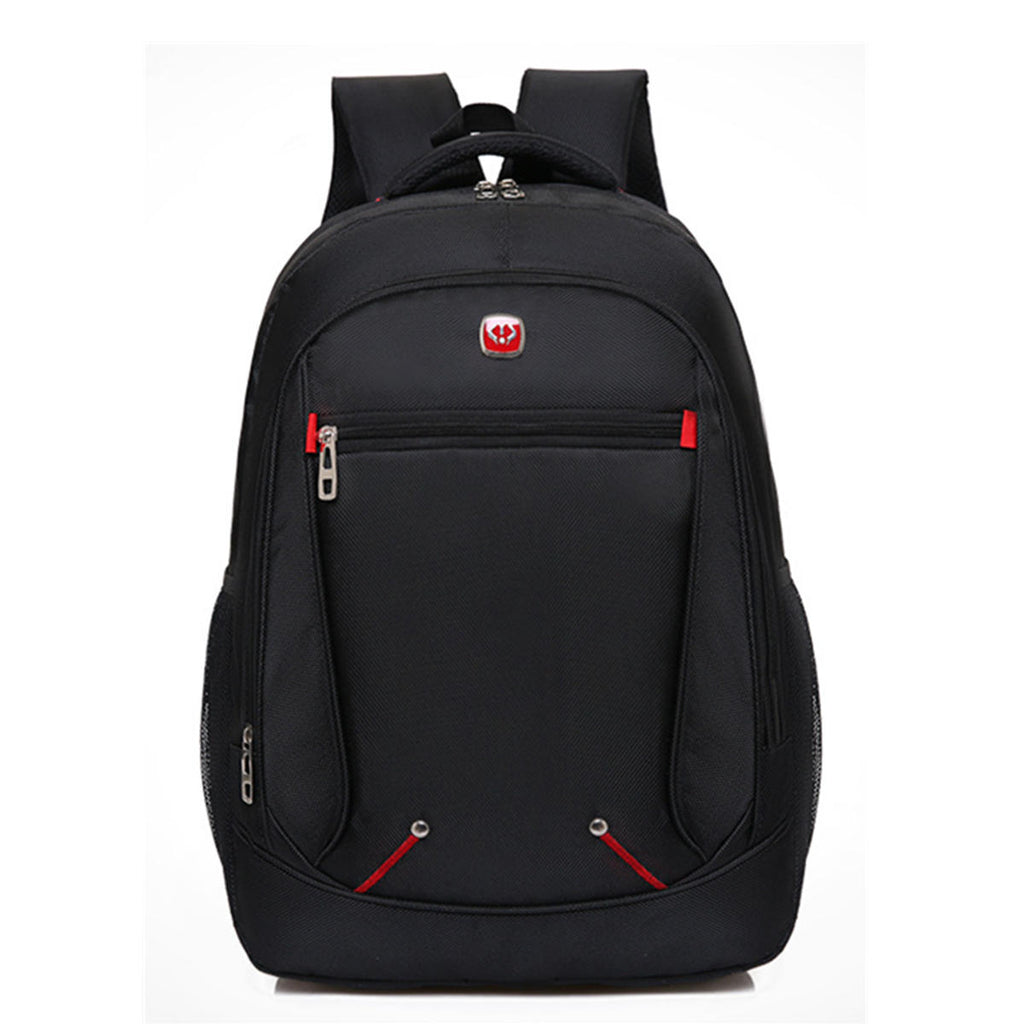 D.Bag™ Business/School/Travel Stylish Black Waterproof Laptop Backpack for Men & Women