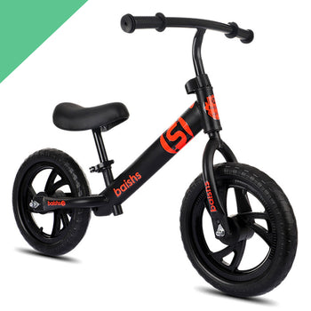 FitC™ 2/3/4/5/6-Year-Old Kids Toddler Girl/Boy No-Pedal Balance Bike