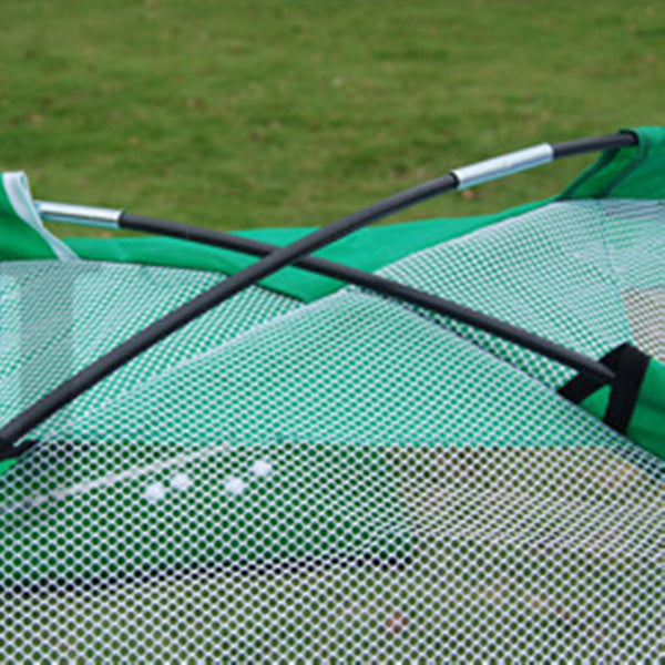 GolfH™ Foldable Outdoor Backyard Golf Hitting Practice Driving Range Net Target Cage