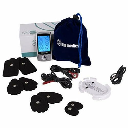 NueMedic™ Professional TENS EMS Electric Rechargeable Muscle Stimulator Machine