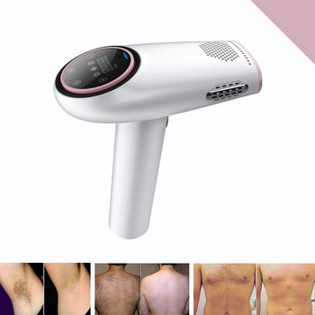 HairX™ Professional At Home IPL Permanent Laser Hair Removal Device