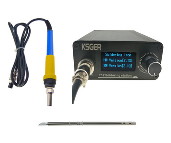 KSGER™ Electric Soldering Iron with Temperature Automation Controller