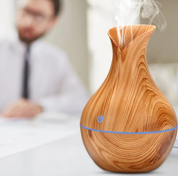 CodeLight™ Air Purifier Aromatherapy Essential Oil Diffuser Humidifier