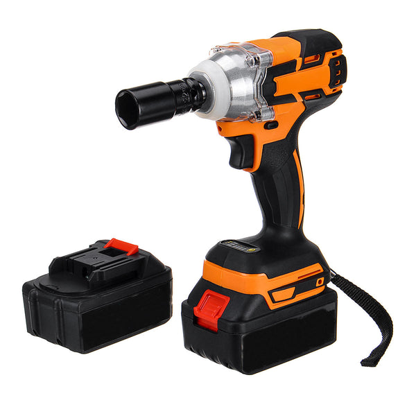 WrenchIt™ 540Nm Electric Cordless Impact Wrench w/t 2x 28000mAh Battery