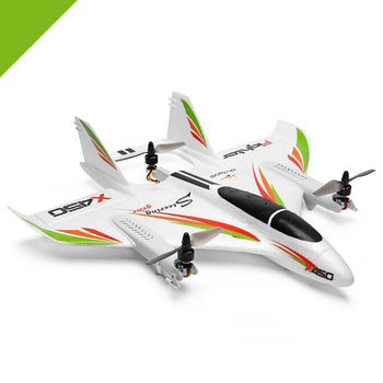 XK™ X450 6G Flight Mode RC Airplane Remote Control Plane