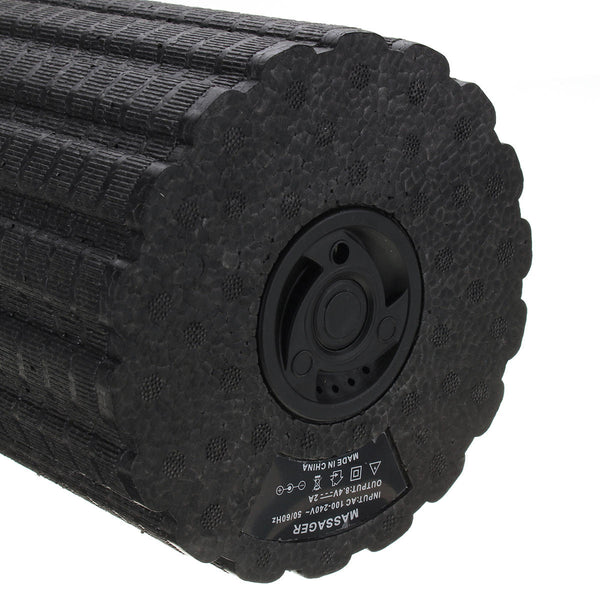 ZenC™ Electric Muscle Foam Roller with Vibration Deep Tissue Massager for Muscle Pain Relieve