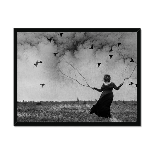 The Thunder Rolled | Black and White Bedroom Art | MGallery, Create your own gallery wall with Black and White Bedroom Arts for Sale! Decorate your walls with Modern Digital Wall Art Prints Online. Fast delivery!-mgallery