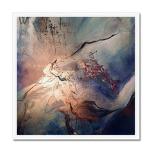 Load image into Gallery viewer, 'Burning Moon' by Andrea Ehret Framed Print