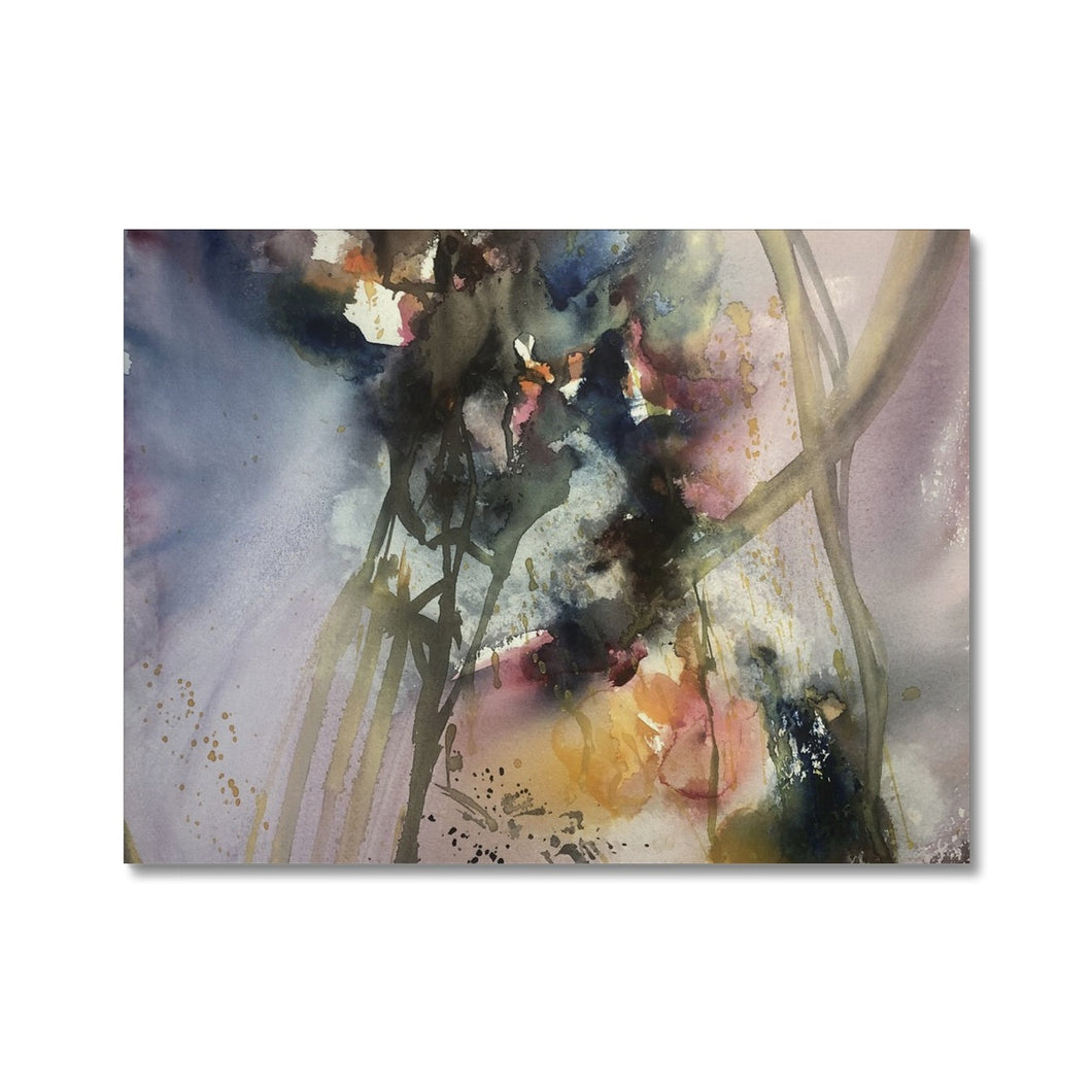 Abstract Flowers | Contemporary Watercolour Art | MGallery, Bring a unique style for your home with Contemporary Watercolour Arts with variety of sizes! Shop our unique collection of beautiful Abstract Watercolour Art UK.-mgallery