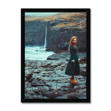 Load image into Gallery viewer, 'Ginger II' by Katerina Klio Framed Print