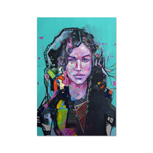 Load image into Gallery viewer, Lady 10 Portrait | Contemporary Portrait Art| MGallery, Find the beautiful collection of contemporary portrait art prints at MGallery. Our fine art prints are available in a variety of sizes-Fine art-mgallery