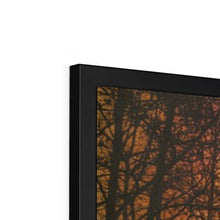 Load image into Gallery viewer, 'Fall Meadow' by Dirk Wüstenhagen Framed Print