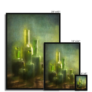 Waldglas | Green Still Life Art Prints | MGallery , Buy Digital Green Still Life Art Prints Online at MGallery! Add a beautiful style to your home with our fabulous Digital Still Life Art Decor, all at best prices and worldwide shipping!.-mgallery