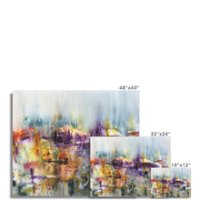 Load image into Gallery viewer, Urban Landscape | Colorful Abstract Art for Sale | MGallery, Colorful Abstract Art for Sale at MGallery! Our Abstract Landscape Wall Art prints are available in a variety of sizes and good quality. 100 year colour guarantee.-mgallery