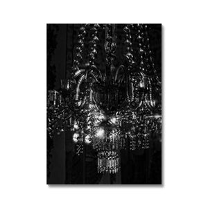 'Chandelier 13' by Michael Banks Canvas