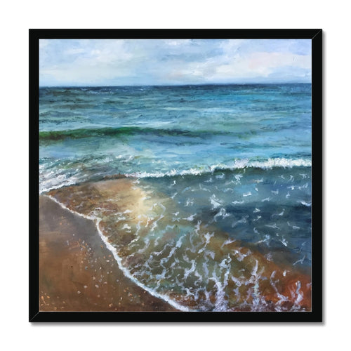 Emerald Bay | Framed Beach Wall Art | MGallery, Purchase unique Framed Beach Wall Arts from MGallery. Created your own gallery wall with our unique selection of Beach Framed Wall Arts UK.-mgallery