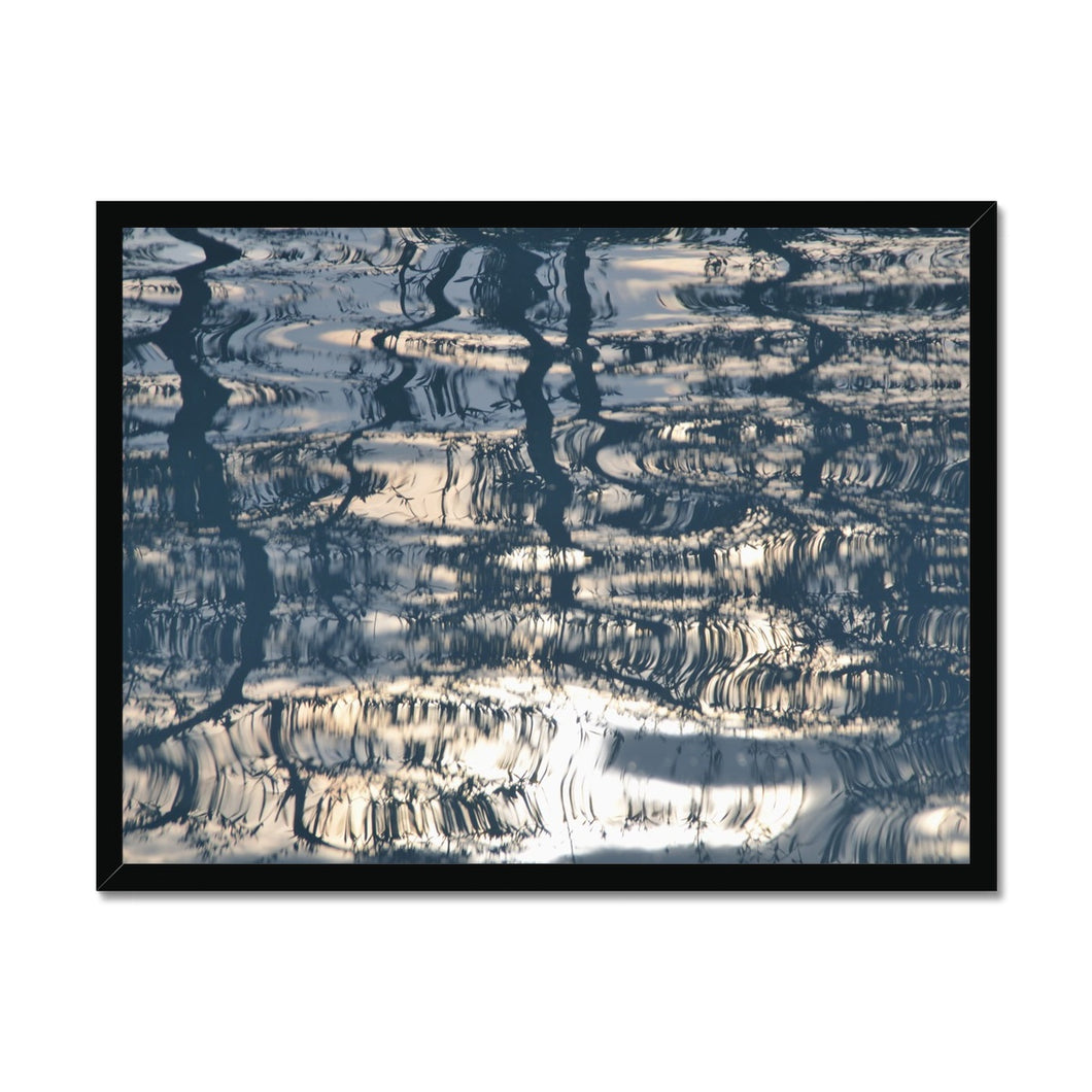 'Albero 4' by Michael Banks Framed Print