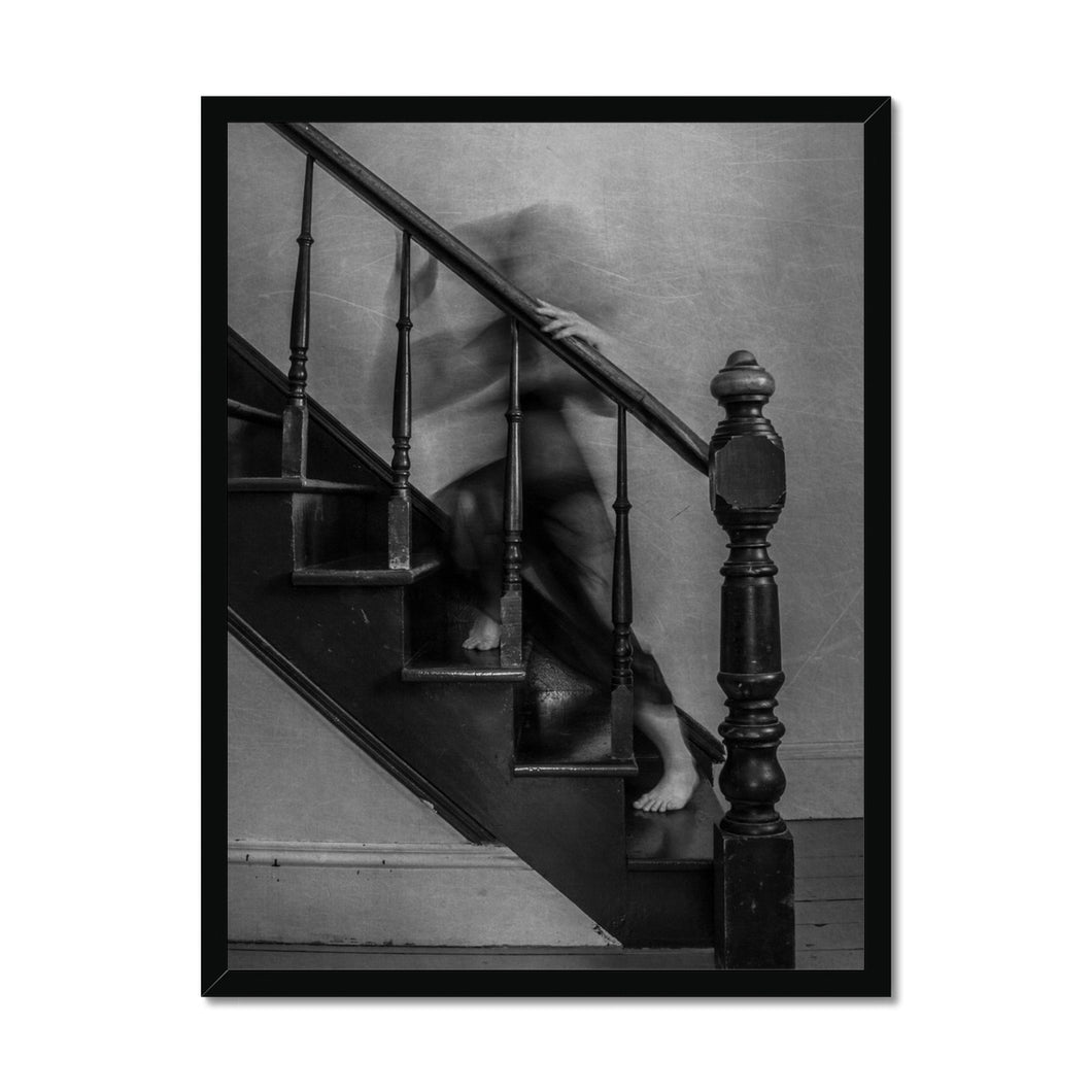 In Limbo | Black and White Framed Art Prints | MGallery, Black and White Framed Art Prints for you! Find a wide range of elegant Black and White Dark Art Prints at MGallery. Delivered ready to hang.-mgallery