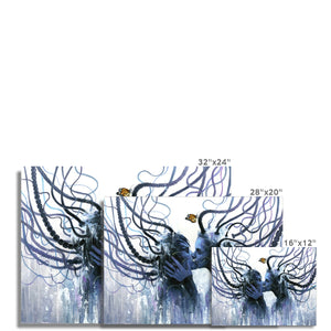 Equilibrium | Abstract Artwork Print | Mgallery, Decorate your walls with high quality Abstract Artwork Prints at MGallery. Choose your wall art from our range of high quality Blue Abstract Wall Art paper prints.-mgallery