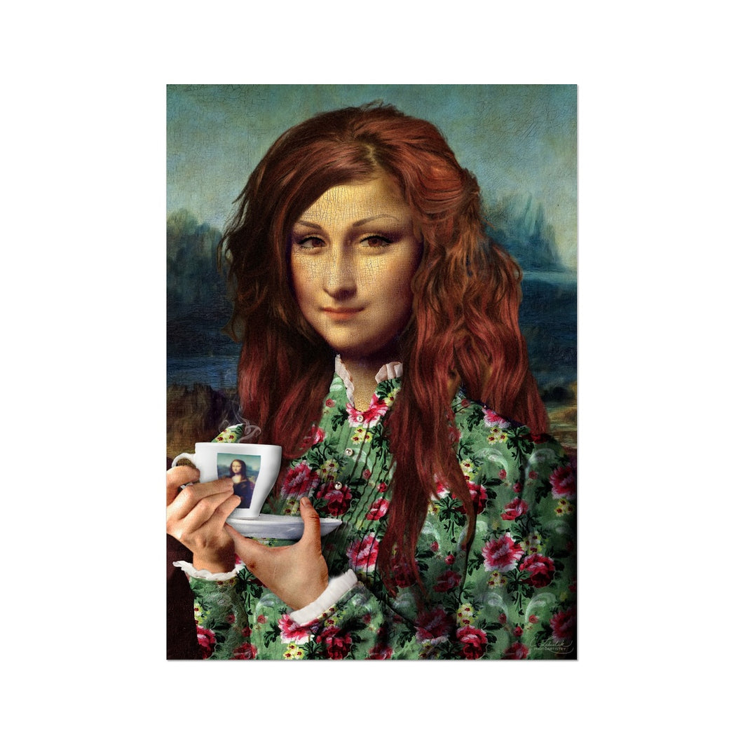 Mona Makeover | Popular Modern Art | MGallery, Find the Popular Modern Art Prints from MGallery store. We are offering a range of art prints and printed on premium museum-grade fine art paper.-mgallery